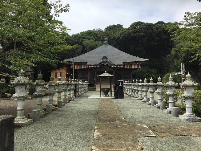 【厚木方面ドライブ】清川村へ向かう途中の長谷寺/飯山観音他へ!