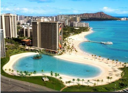 【Hilton】ハワイ3泊無料宿泊券をゲットしました!