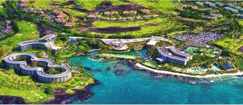 【Hilton】ハワイ島 『ヒルトン ワイコロアビレッジ』予約完了!