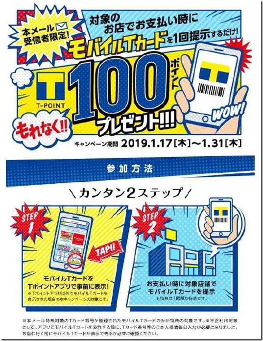 モバイルTカード統合
