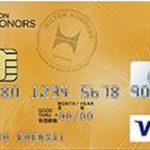 【クレジットカード】『Hilton VISA Goldカード』に新規入会しました!