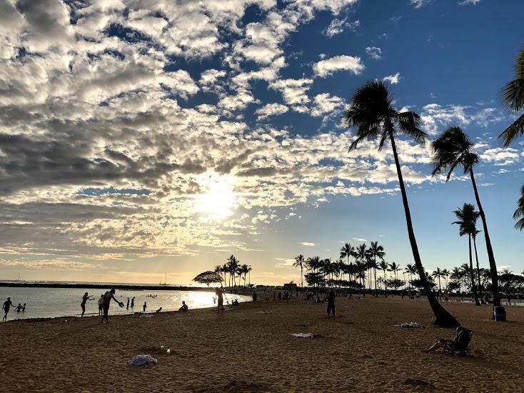 【ハワイ旅行】2019年2月ハワイ旅行(4日目 ハワイ島⇒オアフ島移動 編)