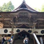 【バスツアー】戸隠神社五社めぐりへ行ってきた!